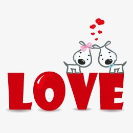 260x260 Valentine Puppy, Valentine's Day, Puppy, Love Png And Vector