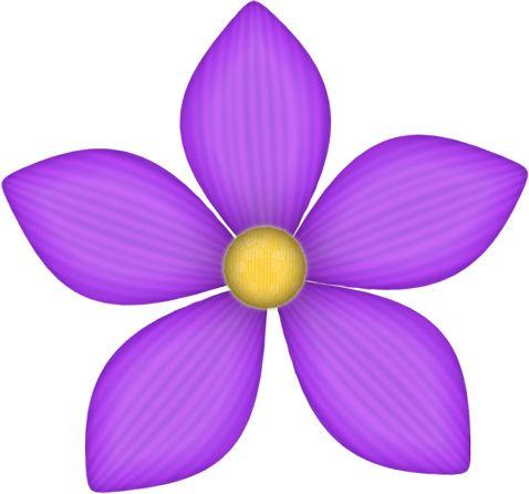 Purple Clipart