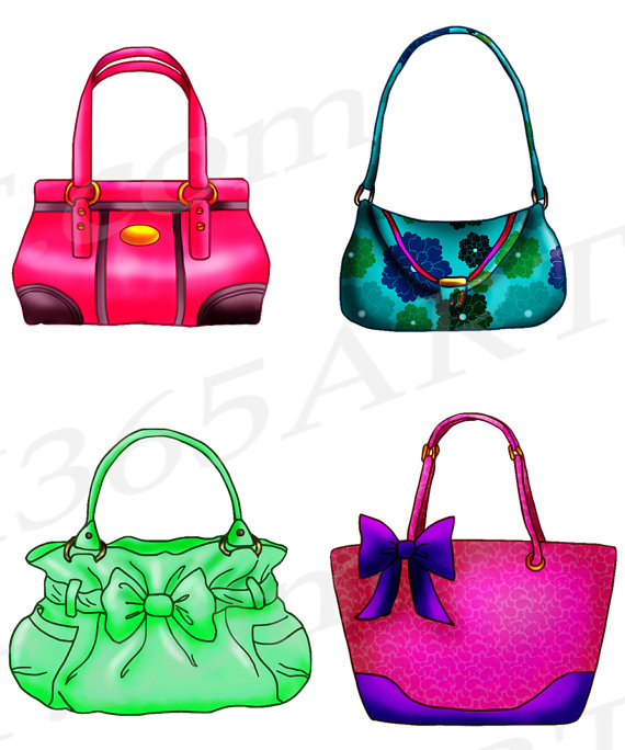 Purse Clipart
