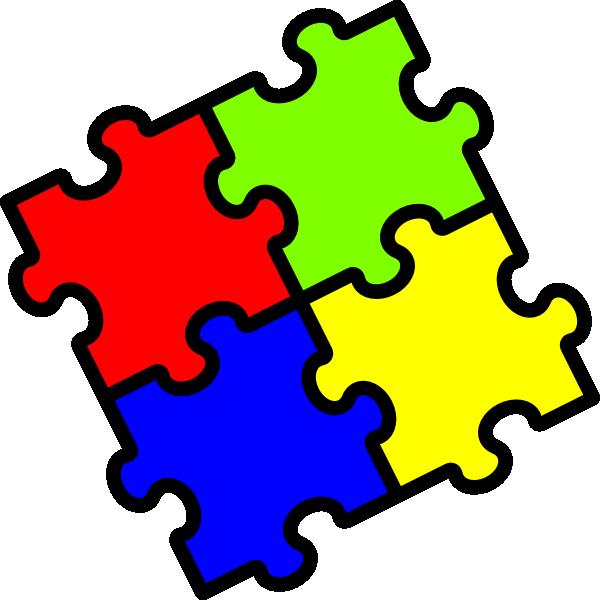 600x600 Jigsaw Clip Art