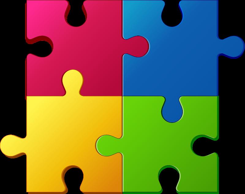 800x633 Puzzle Pieces Clip Art Powerpoint Free Clipart Jigsaw Puzzle