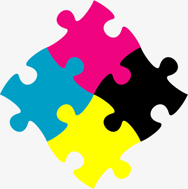 650x651 Puzzle Pieces Cartoon, Leave The Material, Png Picture, Puzzle Png
