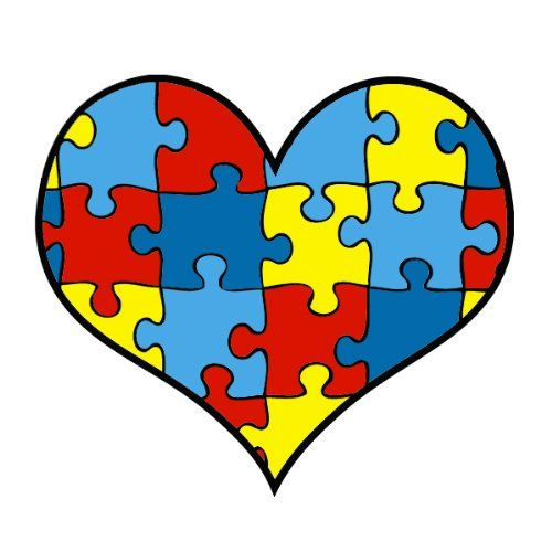500x500 Puzzle Piece Gallery For Autism Clip Art Pictures Image