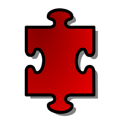 400x400 Puzzle Piece Interlocking Puzzle Clipart Kid 2