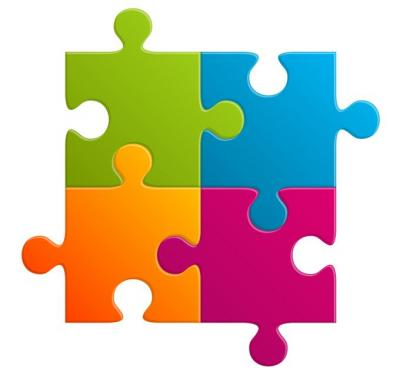 400x375 Puzzle Graphic For Powerpoint Free Puzzle Pieces Clipart Image