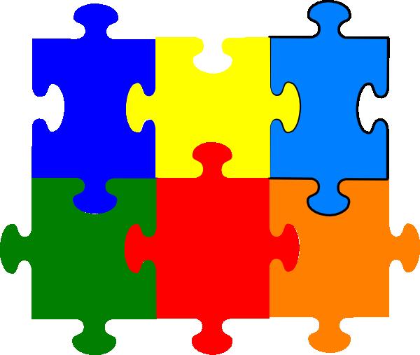 600x507 Best Photos Of Jigsaw Puzzle Pieces Clip Art