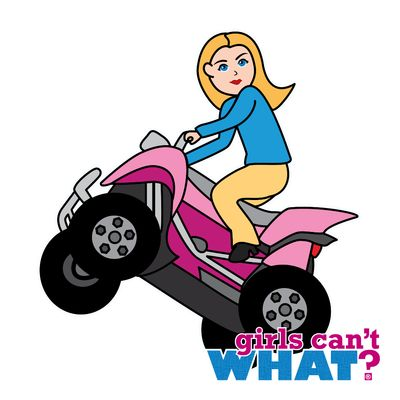 400x400 16 Best Girls Can'T What Atv Girls Images On Atv