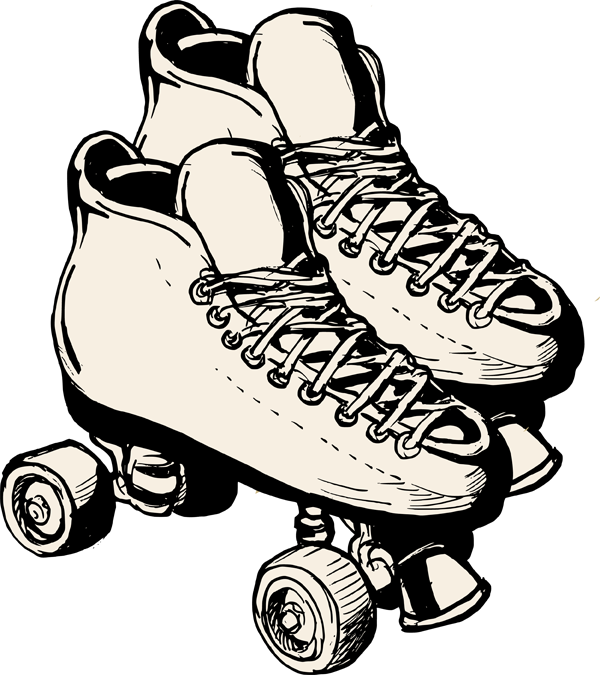 600x675 Roller Skate Cliparts Free Download Clip Art