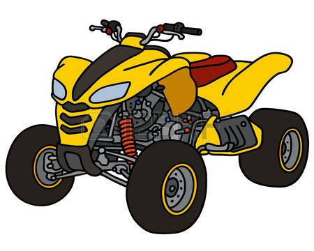 450x360 Collection Of Quad Bike Drawing High Quality, Free Cliparts