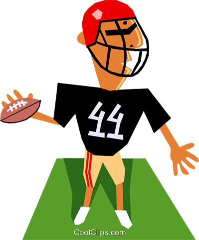 Quarterback Clipart At Getdrawingscom Free For Personal Use