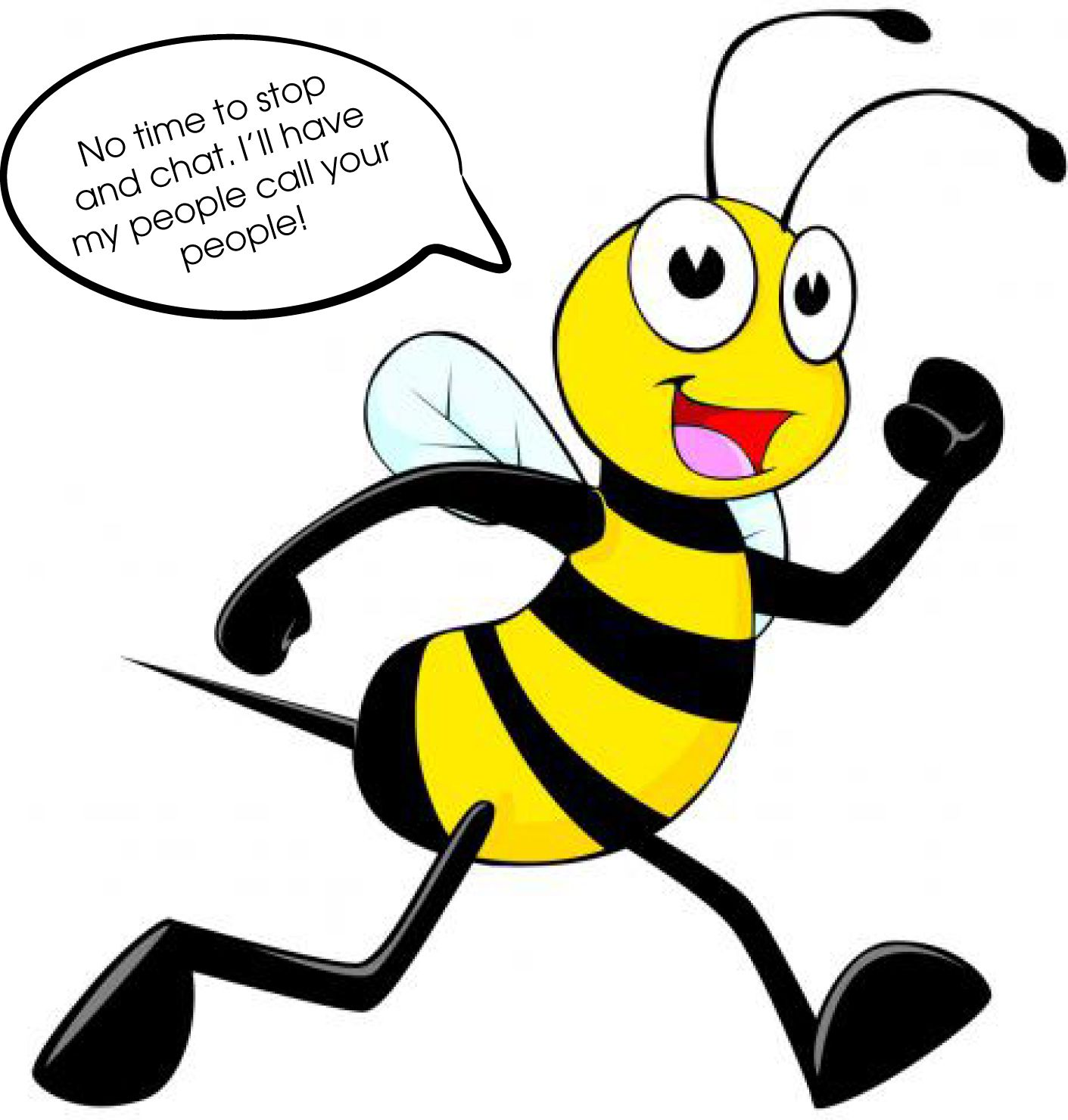 1411x1480 Free Bee Clip Art Drawings Andlorful Images