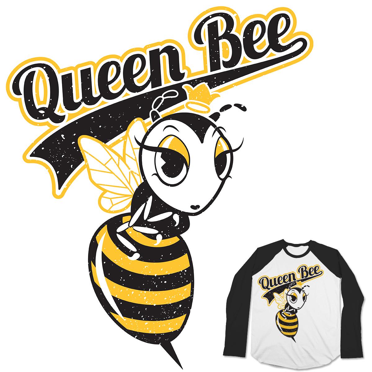 1200x1200 Queen Bee Clipart