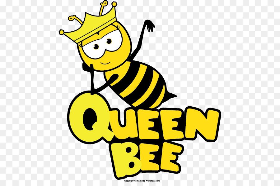 900x600 Queen Bee Bumblebee Clip Art