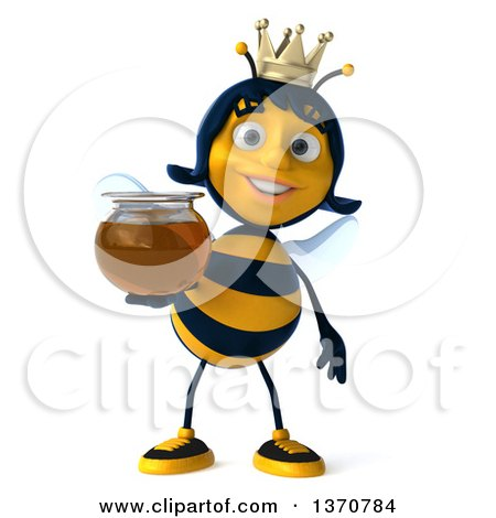 450x470 Royalty Free (Rf) Queen Bee Clipart, Illustrations, Vector Graphics