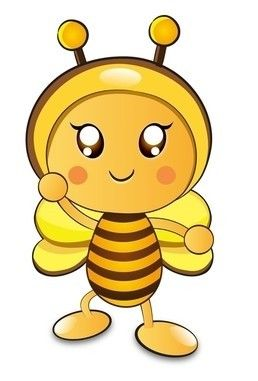 258x381 Abeilles Buzzing Bees Bees, Clip Art And Bee Clipart
