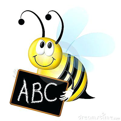 400x400 Bee Clip Art Images Free Related For Spelling Bee Free Free