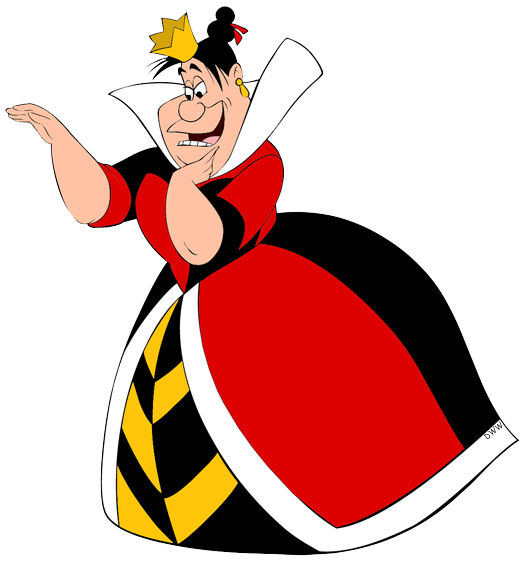 528x563 King And Queen Of Hearts Clip Art Disney Clip Art Galore