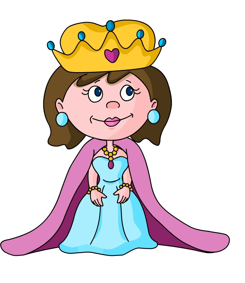 812x938 Collection Of Little Queen Clipart High Quality, Free