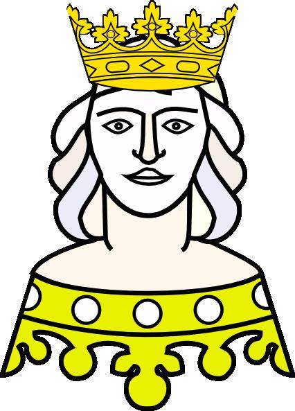 426x593 Queen Clip Art