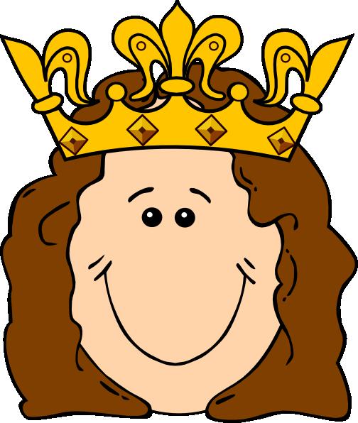 504x596 Cartoon Queen Crown Clip Art
