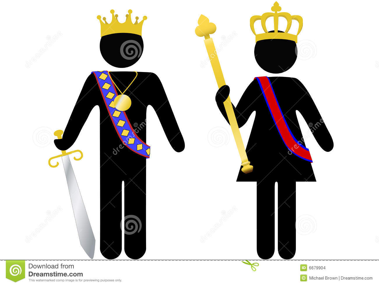 1300x981 Collection Of King And Queen Crowns Clipart High Quality