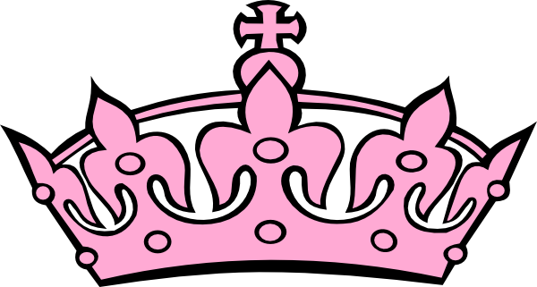 600x321 Pink Crown Clip Art Cuppa With The Queen By Jeri Taylor Swade
