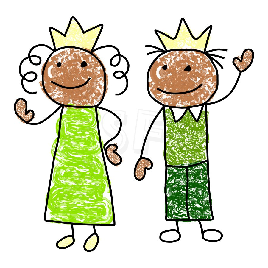 900x900 Free Clipart Images Queen Of The Family