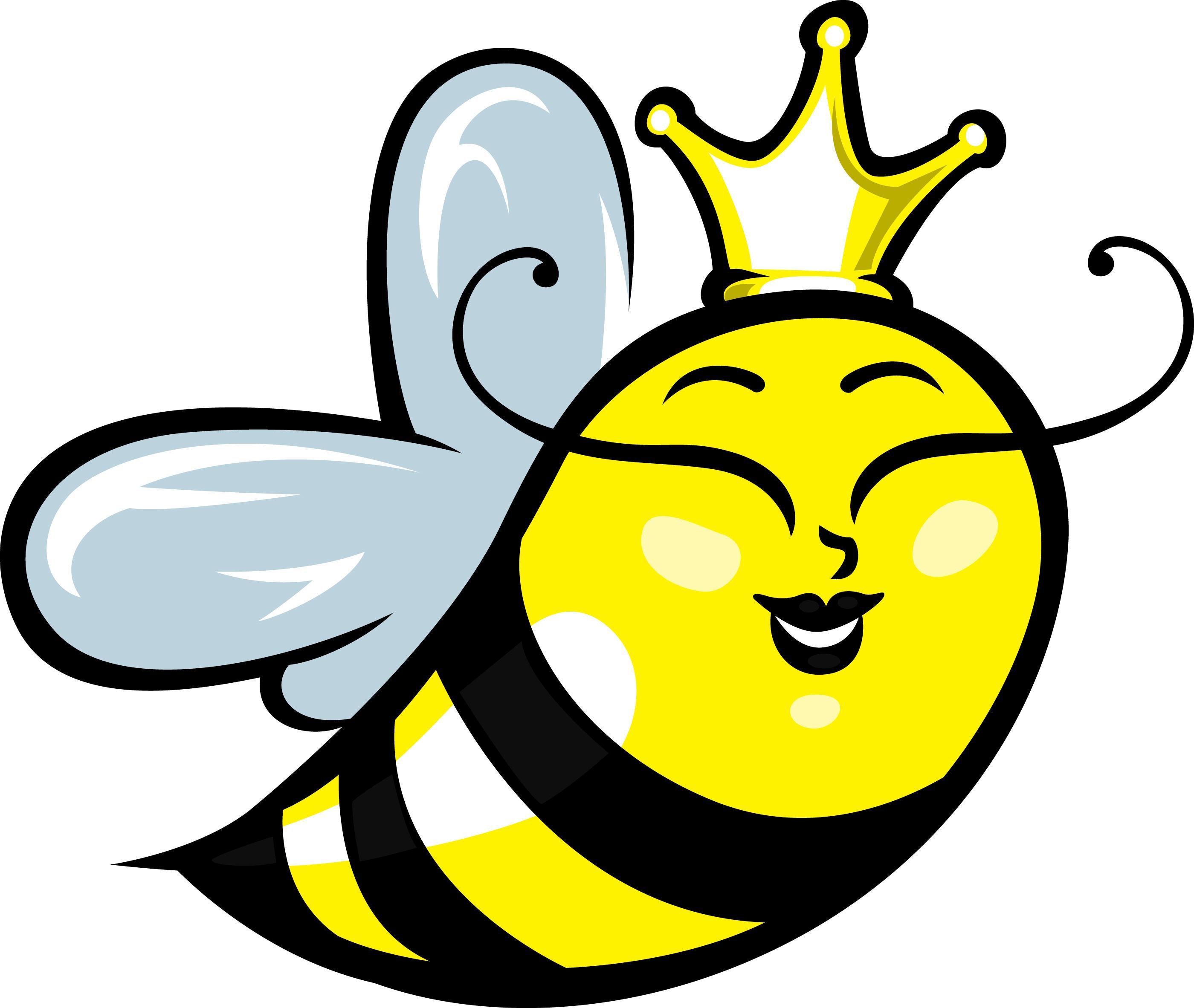 2800x2365 Bees Clipart Queen Bee