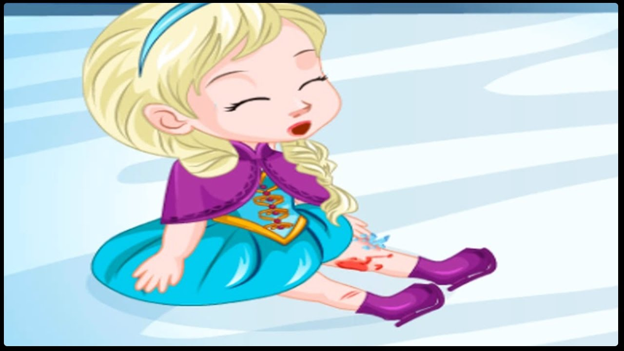 1280x720 Frozen Princess Elsa And Anna Injuries And Baby Care