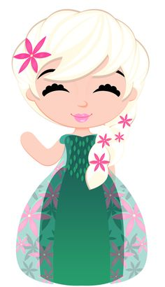236x410 Snow Princess Clipart, Snow Princess Digital Clipart, Frozen