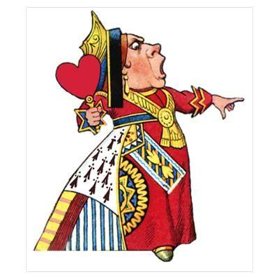 Queen Of Hearts Clipart