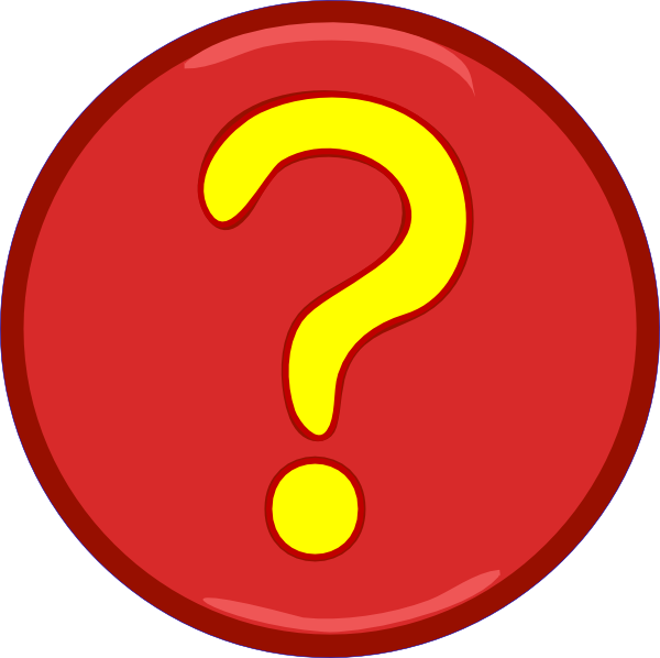 Question Mark Clipart at GetDrawings | Free download