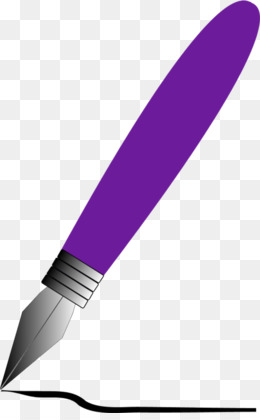 260x420 Paper Pen Quill Clip Art