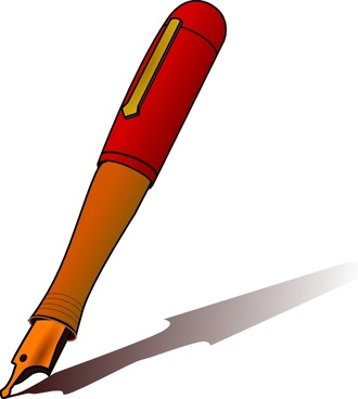 330x368 Quill Clipart Old Pen