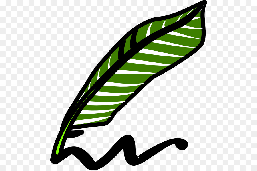 900x600 Quill Paper Inkwell Clip Art