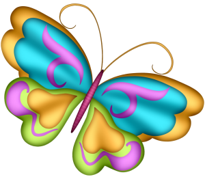 300x259 Sd Sweet Cupcake Butterfly2.png Mariposas, Butterfly