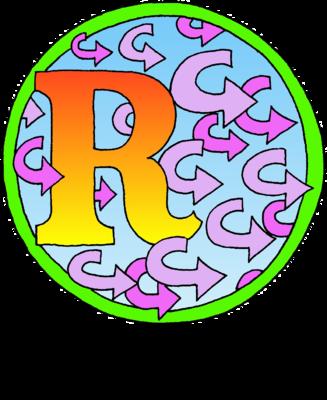 327x400 Image Letter R Bible Alphabet Clip Art