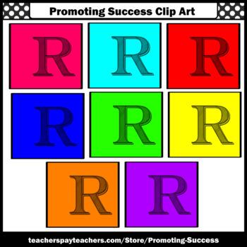 350x350 Letter R Clipart, Alphabet Clip Art, Letter Sounds Sps By