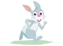210x153 Free Rabbit Clipart