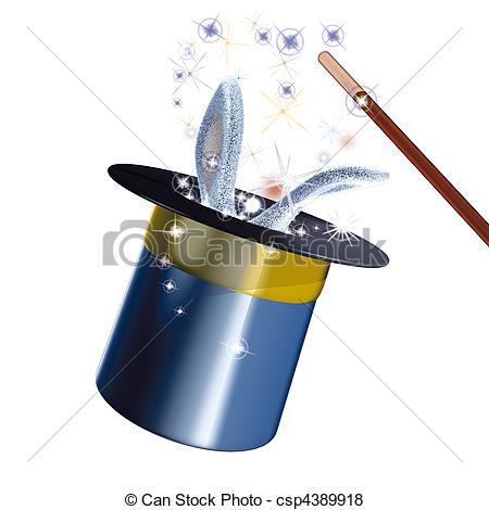 450x470 Magic Hat Rabbit Illustrations And Clip Art. 2,308 Magic Hat