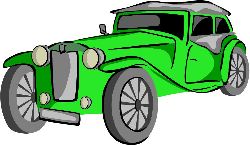 1024x594 Classic Car Clipart Cliparts