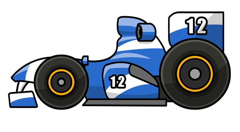 800x441 Race Car Free To Use Cliparts 2