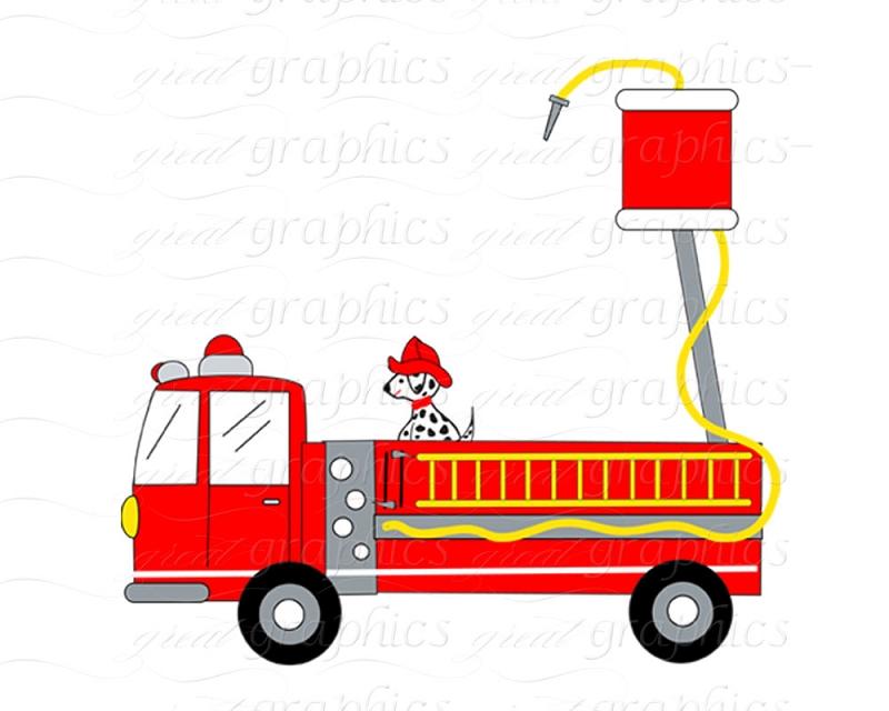 800x640 Fire Truck Clip Art Kids Vehicle Clipart Fire Truck 4