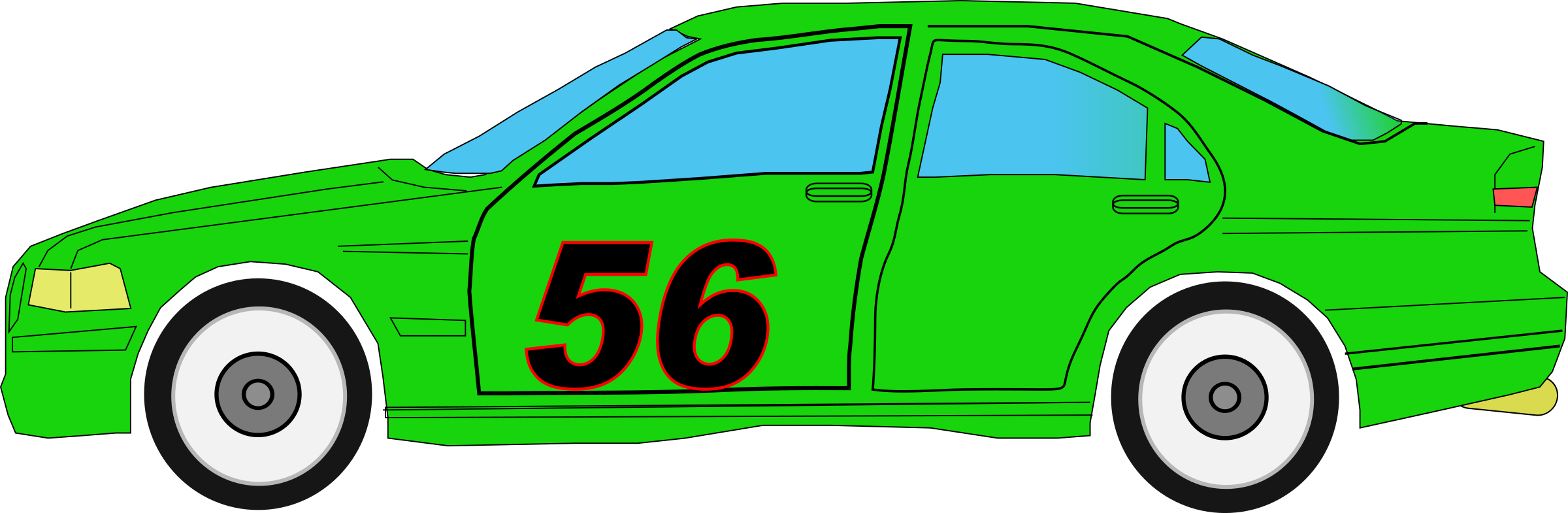 2400x785 Collection Of Green Race Car Clipart High Quality, Free