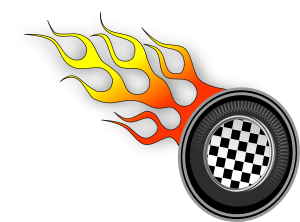 300x222 Race Track Clipart Race Track Clip Art Racing Wheels Clip Art