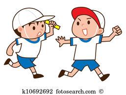 257x194 Innovation Race Clipart Clip Art Marathon Kid Panda Free Images