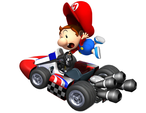 500x386 Pretty Inspiration Mario Kart Clipart Carrera Rc Car Racing