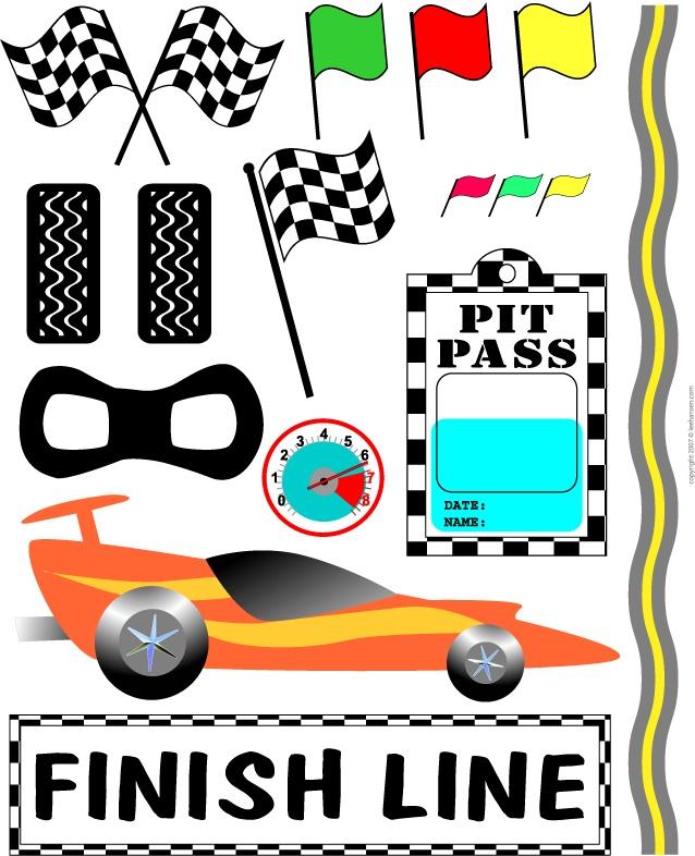 638x786 Race Car Clipart For Kids Clipart Panda