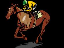220x165 Horse Racing Clip Art Free Horse Racing Clipart Clipart Panda Free