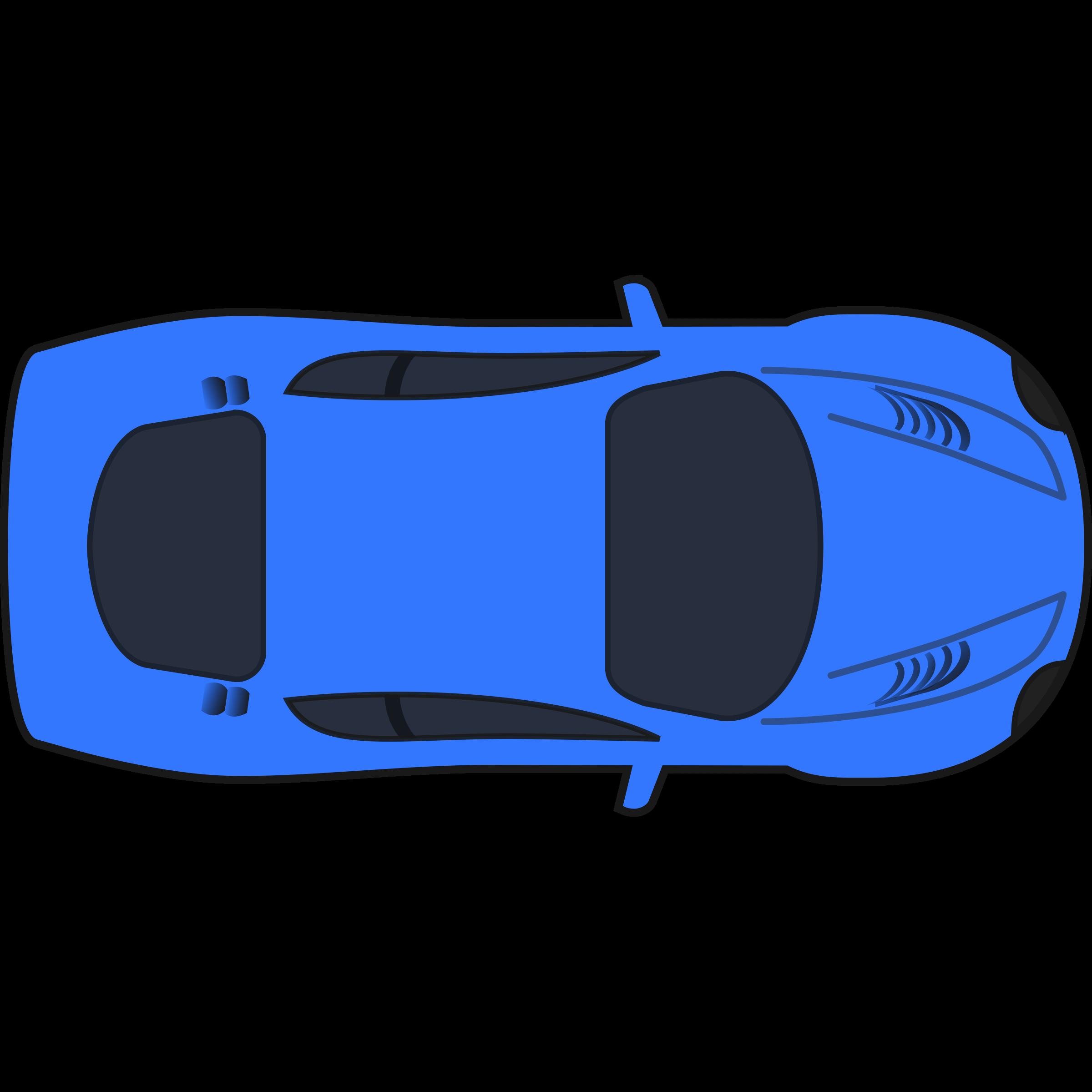 2400x2400 Race Car Clip Art